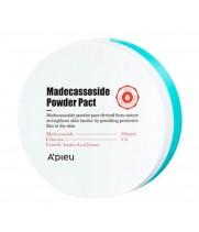 Пудра компактная с мадекассоидом A'Pieu Madecassoside Powder Pact