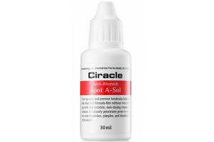 Средство точечное от акне Ciracle Anti-Blemish Spot A-Sol