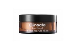 Салфетки для удаления черных точек Ciracle Blackhead Off Sheet (30S)