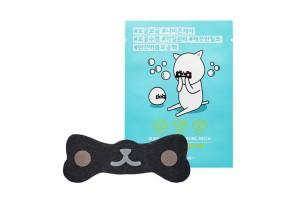 Патчи для носа очищающие Etude House Bubble Pore Cleansing Patch