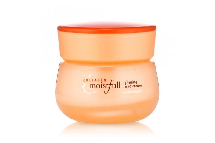 Крем для лица коллагеновый Etude House  Moistfull Collagen Cream