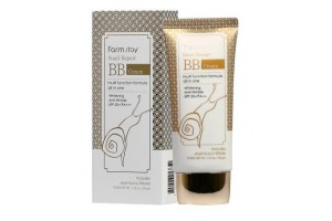 Бб крем для лица с муцином улитки FarmStay Snail Repair Bb Cream