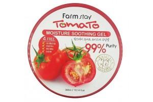Многофункциональный гель с томатом FarmStay Moisture Soothing Gel Tomato
