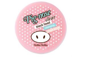 Очищающий сахарный скраб Holika Holika Pig Nose Clear Black Head Cleansing Sugar Scrub
