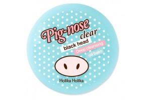 Бальзам для глубокой очистки пор Holika Holika Pig Nose Clear Black Head Deep Cleansing Oil Balm