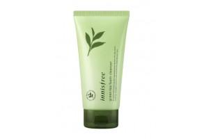 Пенка для умывания Innisfree Green Tea Foam Cleanser