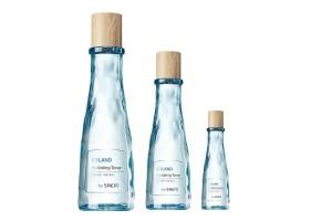 Тонер увлажняющий минеральный The Saem Iceland Hydrating Toner