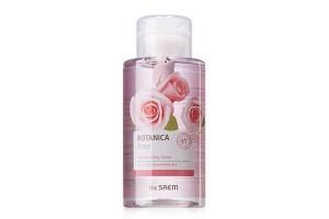 Тоник для лица The Saem Botanica Rose Moisturizing Toner