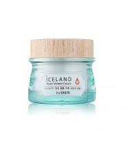 Крем минеральный для жирной кожи The Saem Iceland Water Volume Hydrating Cream For Oily Skin