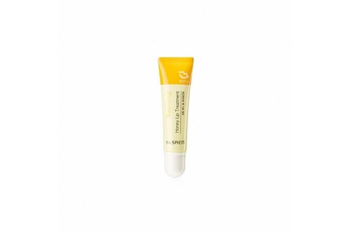 Бальзам для губ питательный The Saem Saemmul Honey Lip Treatment Spf10
