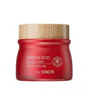 Крем для лица с экстрактом телопеи The Saem Urban Eco Waratah Cream
