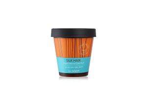 Маска интенсивная для волос The Saem Silk Hair Argan Intense Care Pack