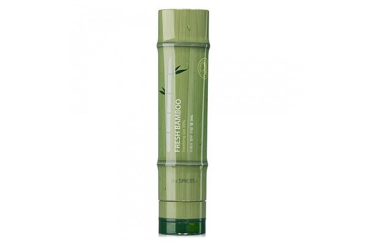 Гель для тела с экстрактом бамбука The Saem Fresh Bamboo Soothing Gel 99%