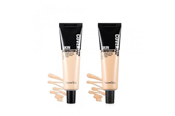 Бб крем для идеального лица Secret Key Cover Up Skin Perfecter Spf30/pa++