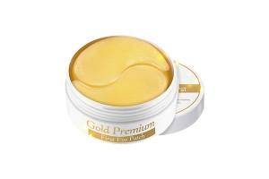 Патчи для глаз с золотом Secret Key Gold Premium First Eye Patch