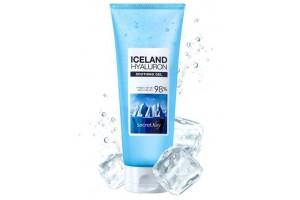Гель для тела увлажняющий с гиалуроновой кислотой Secret Key Iceland Hyaluron Soothing Gel