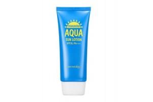 Лосьон солнцезащитный увлажняющий Secret Key Thanakha Aqua Sun Lotion Spf35 Pa+++