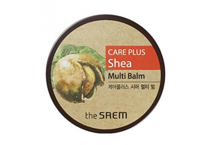 Бальзам универсальный с маслом ши The Saem Care Plus Shea Multi Balm
