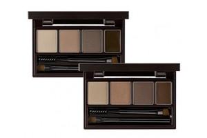 Набор для макияжа бровей The Saem Eco Soul Multi Brow Kit