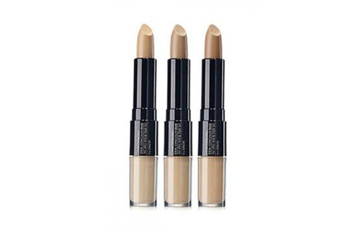 Консилер двойной The Saem Cover Perfection Ideal Concealer