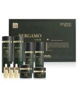 Набор уходовый для лица BERGAMO Caviar Luxury Gift Set 9