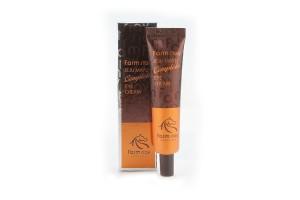Крем для глаз с лошадиным маслом для сухой кожи, 40 мл FarmStay Jeju Mayu Complete Eye Cream