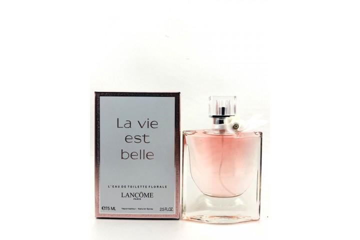 Женская туалетная вода Lancome La Vie est Belle L'eau de Tiolette Florale 75 ml