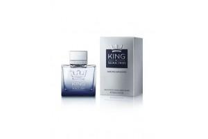 Мужская туалетная вода Antonio Banderas King of Seduction ( Антонио Бандерас Кинг оф Седакшн)