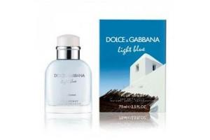 Мужская туалетная вода Dolce&Gabbana Light Blue Living Stromboli (Лайт Блю Ливин Стромболи Дольче и Габбана)