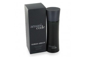 Мужская туалетная вода Giorgio Armani Black Code (Джорджио Армани Блек Код)