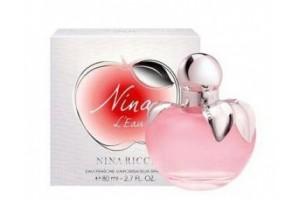 Женская парфюмерная вода  Nina Ricci Nina L'Eau 80 ml
