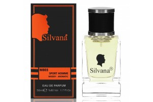 Silvana Sport Homme Woody - Aromatic