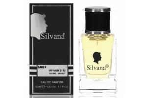 Silvana Vip Men 2112 Floral - Woody