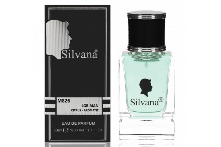 Silvana Eclat Men Citrus - Aromatic