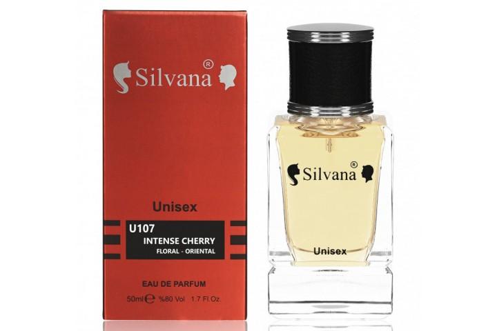 Silvana Intense Cherry Floral - Orienal