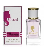 Silvana Delicious Green Floral - Woody