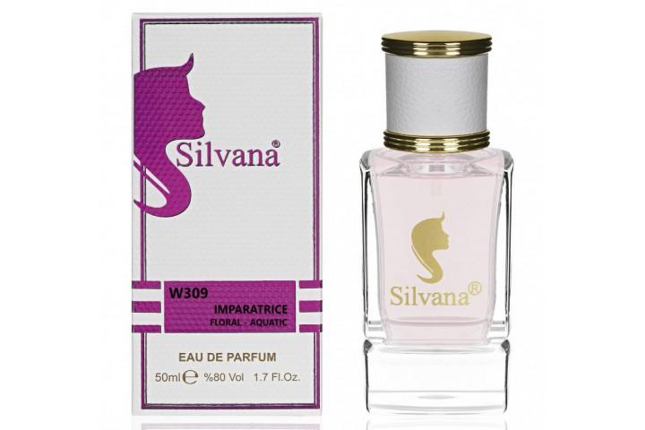 Silvana Imparatrice Floral - Aquatic
