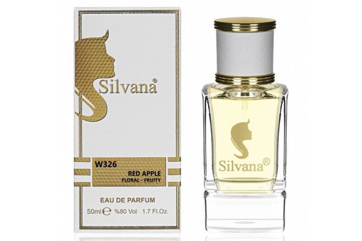 Silvana Red Apple Floral - Fruity
