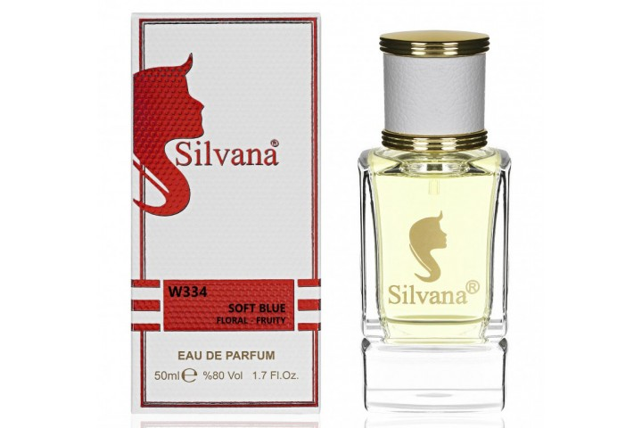 Silvana Sowt Blue Floral - Fruity