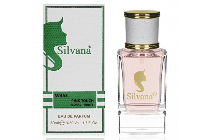 Silvana Pink Touch Floral - Fruity