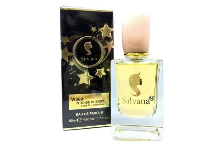 Silvana Intense Cherry Floral - Oriental