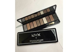 Тени NYX Wicked Dreams 10 цветов