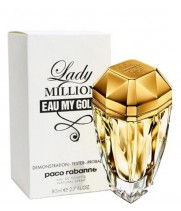 Paco Rabanne Lady Million Eau My Gold TESTER женский