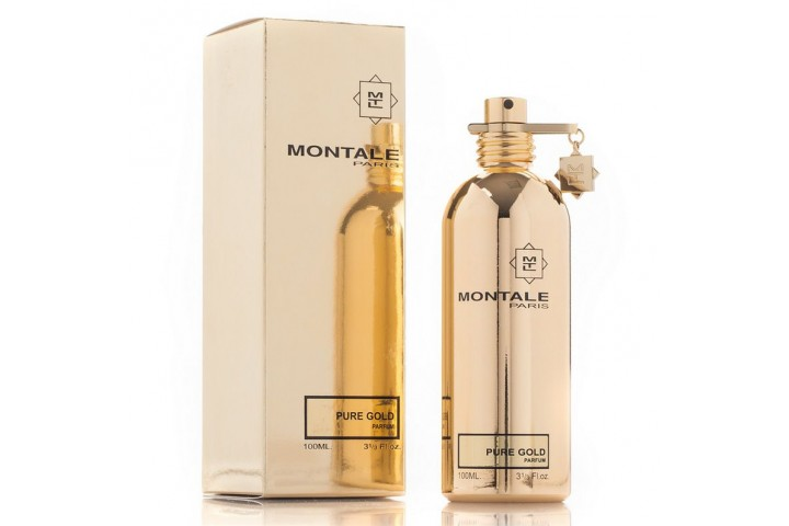 Montale Pure Gold, Edp