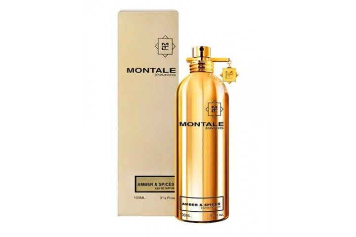 Montale Amber & Spices, Edp