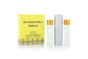 Burberry — Weekend. 3x20 ml