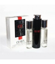 Carolina - Herrera CH Men. 3x20 ml