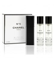 Chanel - Chanel №5. 3x20 ml