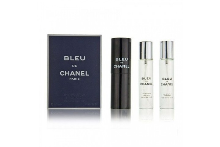 Chanel Bleu De Chanel, 3x20 ml