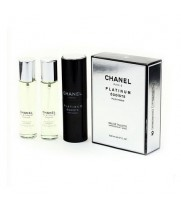 Chanel - Platinum Egoiste. 3x20 ml